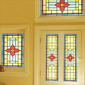Victorian Stained Glass|Stained Glass Film|Purlfrost - The ...