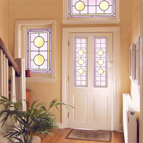 Victorian Style Stained and Leaded Glass Windows Glass Design