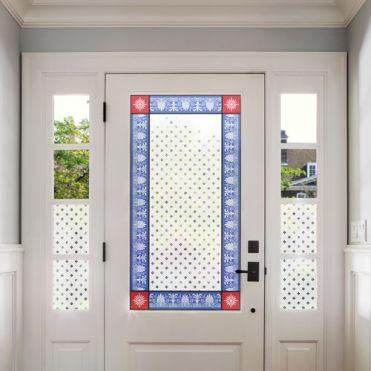Patterned Amp Decorative Window Film Glass Film Designs