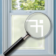 Delaware Window Film Frame