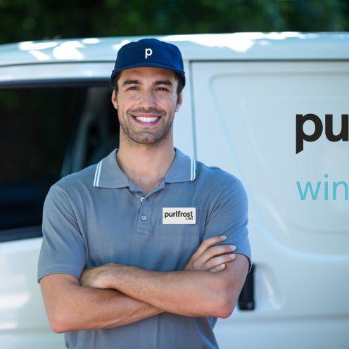 Purlfrost tinting service