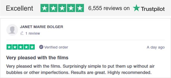 Truspilot reviews JMB