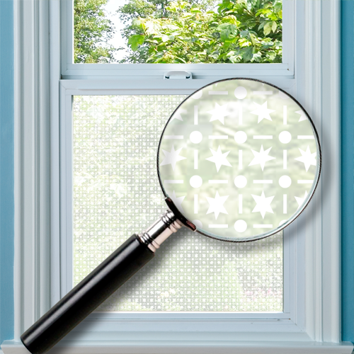 Andro Patterned Window Film