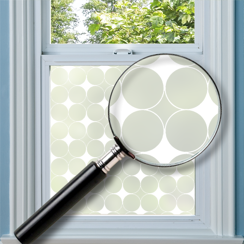 Cygnus Patterned Window Film