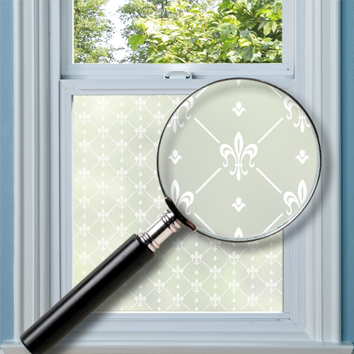 Abingdon Patterned Window Film
