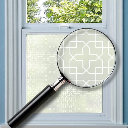 Dorchester Patterned Window Film