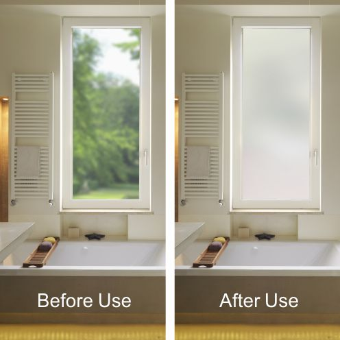 Frosted Bathroom Window, Opaque Windows For Bathrooms