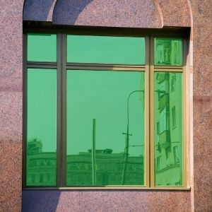 Green Coloured Reflective Film