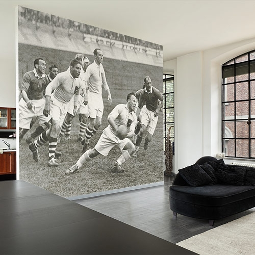 Rugby 2 Wall Mural