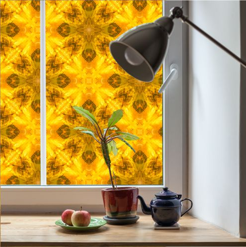 Palanga Printed Window Film