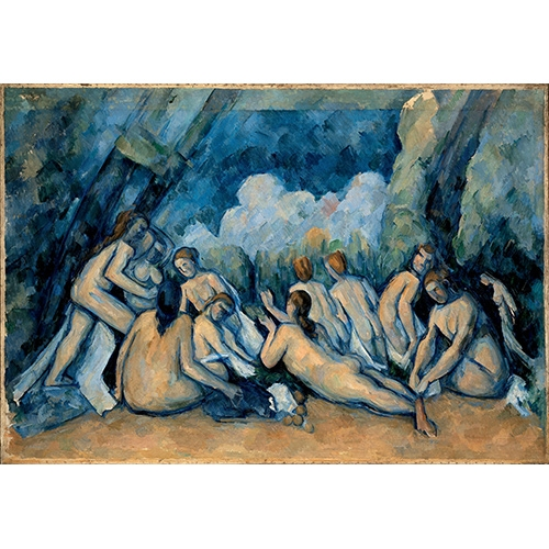 Cezanne Wall Mural Purlfrost