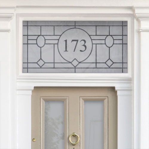 House Number HNAN 9
