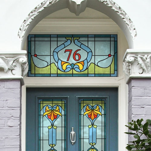 Kyanite House Number