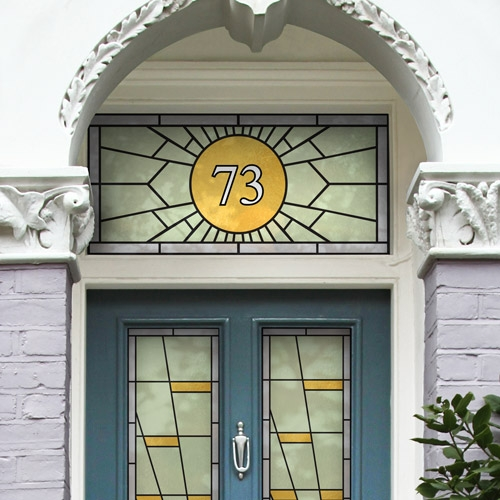 Londonite House Number