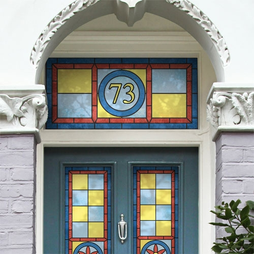 Theodora House Number