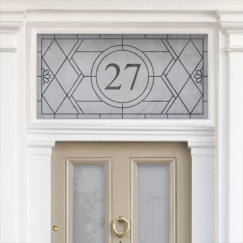 House number HNV 4