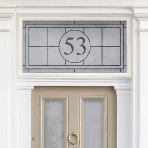 House number HNV 9