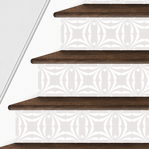 Rosewood Stair Sticker B