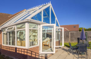 Insulating a conservatory roof