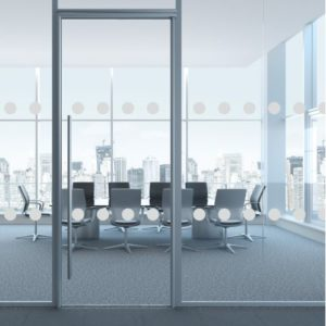 glass manifestation building regulations