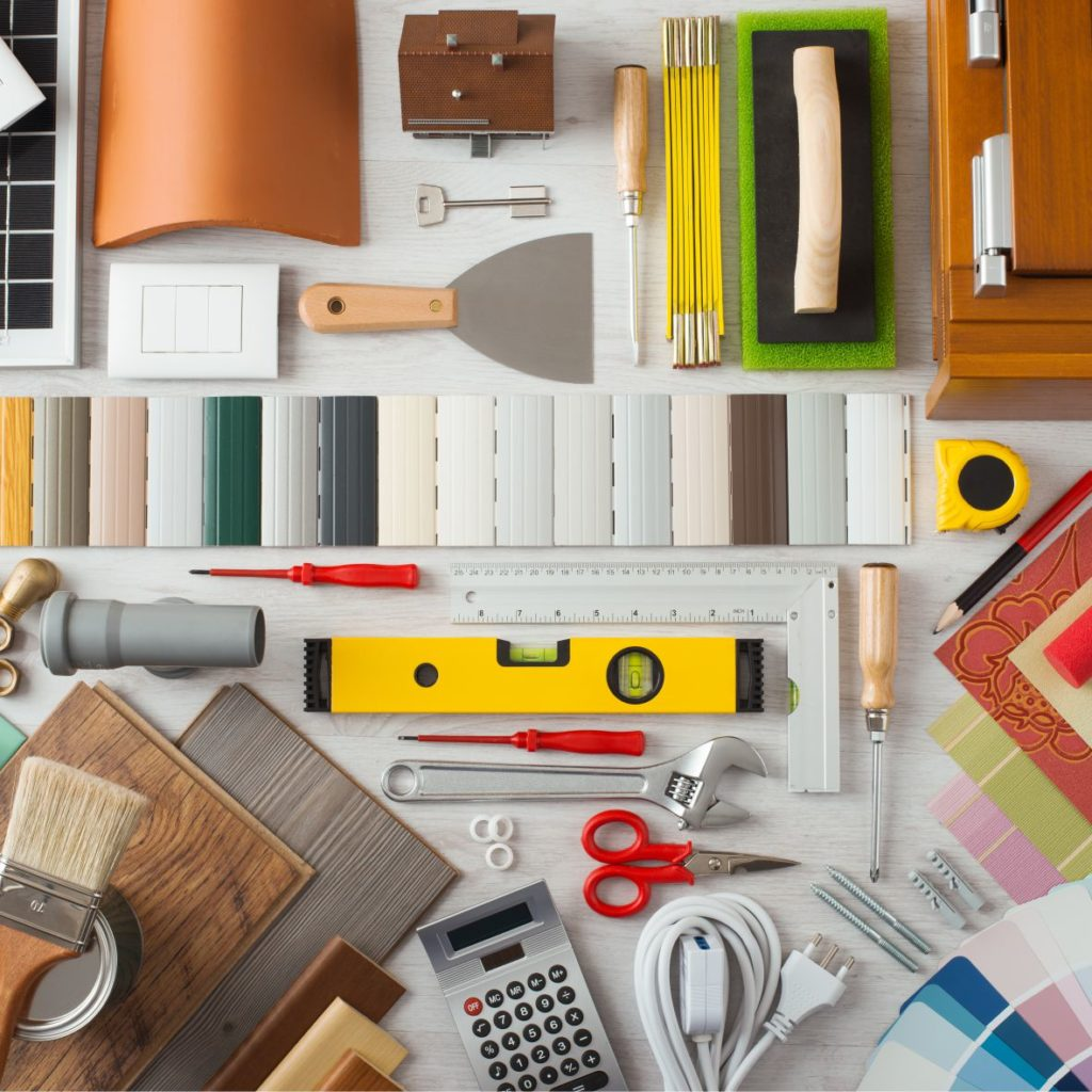 10 New Home Diy Tips Easy Home Improvement On A Budget Purlfrost