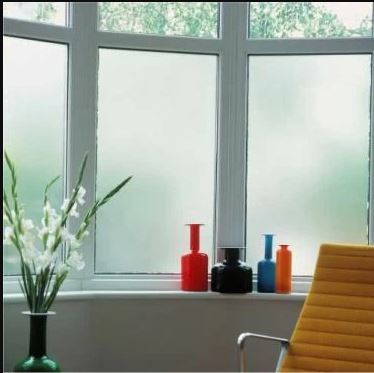 a frosted window film is perfect for privacy