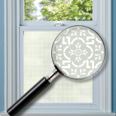 Chesham Patterned Window Film