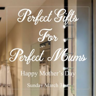 Mother's Day Shop Window Stickers