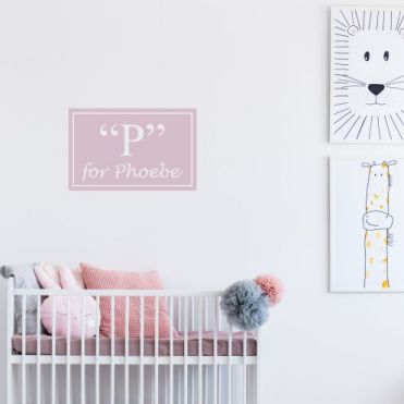 Nursery Room Stickers & Decals
