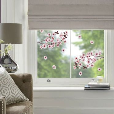 Decorative Window Stickers