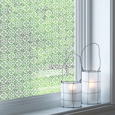 Patterned Privacy Window Film