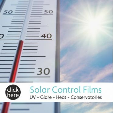 Solar Control and Tinted Films