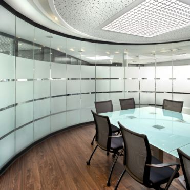 Office Privacy Glass Film