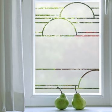 Art Deco Window Film