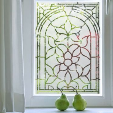 Art Nouveau Window Film