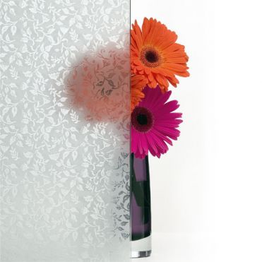 Patterned Glass Frosting Film