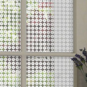 Patterned Partial Privacy Films