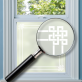 Orleans Window Film Frame