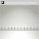 Sicyon Ornamental Border Sticker