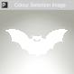 Spooky Bats Sticker Pack