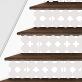 Ritz Stair Sticker A