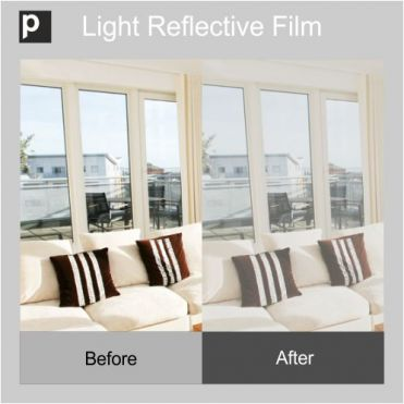 SRF 50 Light Reflective Window Film