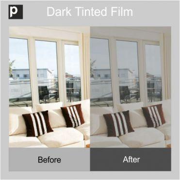 TSCF-20 Dark Charcoal Window Tint