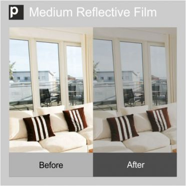 SRF 60X Medium External Window Film