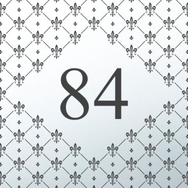Abingdon House Number