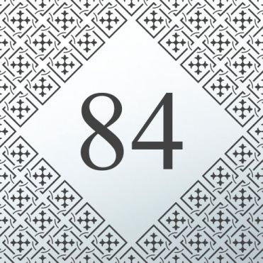 Chesterfield House Number