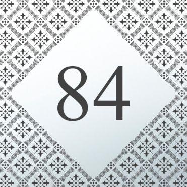 Gillingham House Number