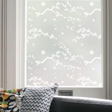 Cherry Blossom Window Film