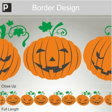 Happy & Grumpy Border Sticker