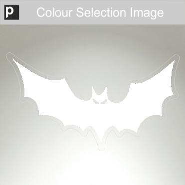 Large Fierce Bat Sticker